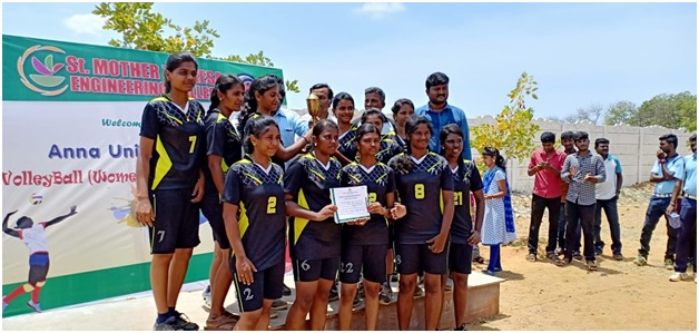 Anna University Zone-18 Volleyball Tournament