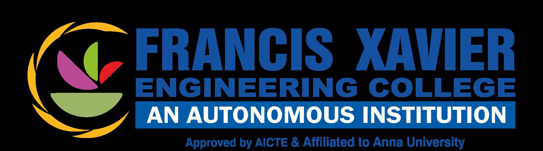 Francis Xavier Engineering College - Best Engineering College